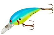 Bomber Lures Model A Chartreuse Blue