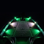 Blue Water LED Extreme Pro X6 Deck LED Lighting System