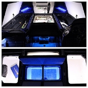 Blue Water LED Pro Boat LED Package