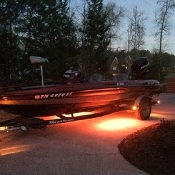 Blue Water LED Pro Trailer LED Lighting Kit - Submersible