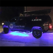Blue Water LED Ultimate Truck / Car Undercarriage LED Lighting