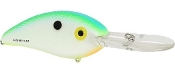 Bomber Lures Fat Free Shad Jr. Citruse