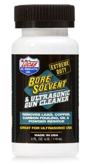 Lucas Oil Extreme Duty Bore Solvent & Ultrasonic Gun Cleaner