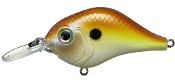 Bill Lewis MR-6 MDJ Series Crankbait Amber Shad