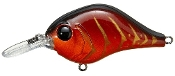 Bill Lewis MR-6 MDJ Series Crankbait Rayburn Red Craw