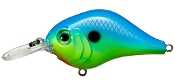 Bill Lewis MR-6 MDJ Series Crankbait Blue Chartreuse